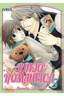 Junjo Romantica 05 (Ivrea España)