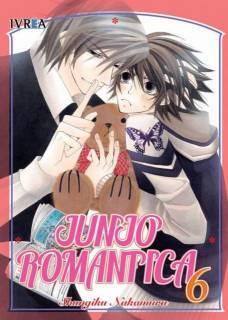 Junjo Romantica 06 (Ivrea España)