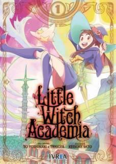 Little Witch Academia 01 (Ivrea España)