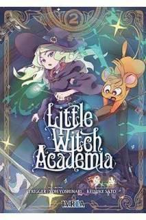 Little Witch Academia 02 (Ivrea España)