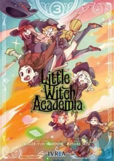 Little Witch Academia 03 (Ivrea España)