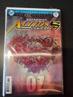 Action Comics Cualquier Número