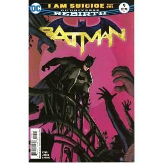 Batman (Grapa, Cualquier Número)