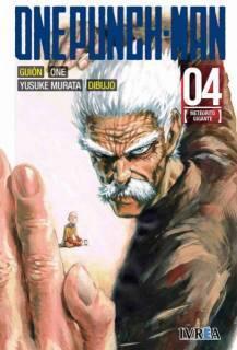 One Punchman 04 (Ivrea España)