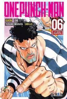 One Punchman 06 (Ivrea España)