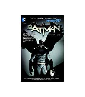 Batman HC Vol. 02 The City Of Owls
