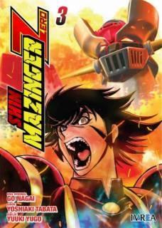 Shin Mazinger Zero 03 (Ivrea España)