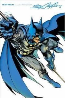 Batman Illustrated By N. Adams Vol. II (HC)