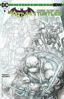 Batman Teenage Mutant Ninja Turtles 01 Director'S Cut