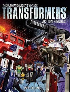 Transformers: The Ultimate Guide To Vintage Action Figures