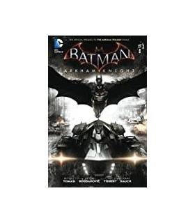 Batman: Arkham Knight Tpb