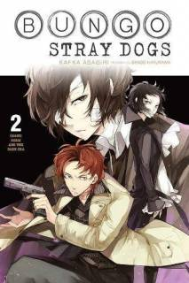 Bungo Stray Dogs 2