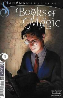 Books Of Magic Cualquier Número