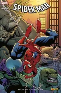 Amazing Spiderman 14