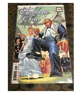 Fantastic Four Wedding Special 1