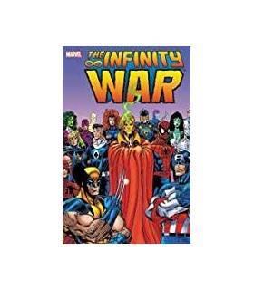 Infinity War (Inglés)
