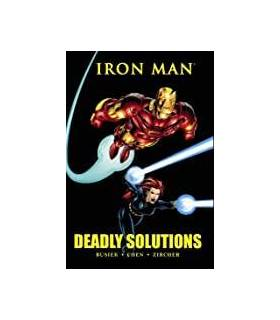 Ironman: Deadly Solutions (HC)