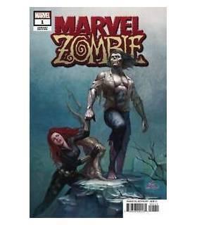 Marvel Zombie 1 Inhyuk Var Ed