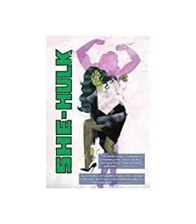 She-Hulk: Disorderly Conduct Vol I + II