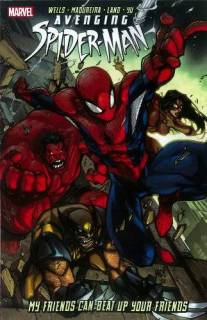 Spiderman (Avenging): My Friends Beat Up Your Friends
