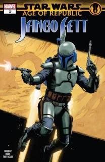 Star Wars Aor Jango Fett 1