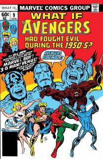 True Believers What If Avengers Foug