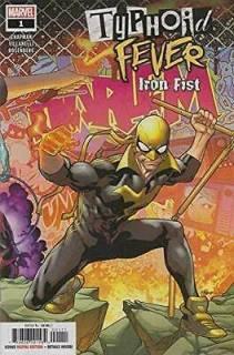 Typhoid Fever Iron Fist 1
