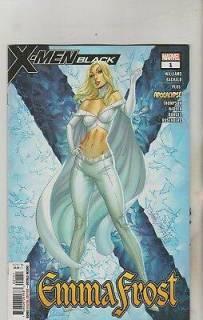 X-Men: Black Emma Frost 1