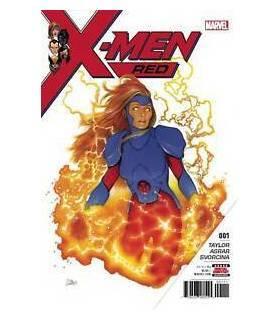 X-Men: Red 1 Leg