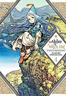 Atelier Of Witch Hat 04 (Milky Way)