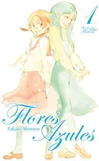 Flores Azules 01