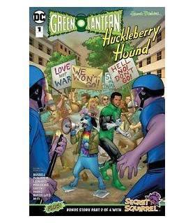 Green Lantern Huckleberry Hound Sp