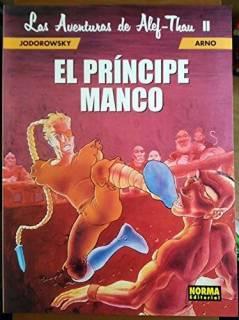 Alef Thau 2. El Príncipe Manco