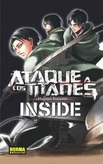 Ataque A Los Titanes (Shingeki no Kyojin) Inside