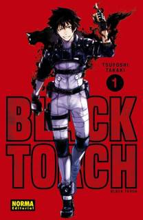 Black Torch 1. Promocion 1ª Edicion (Tsuyoshi Takaki)  (1 De 5)