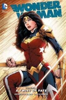 New 52: Wonder Woman Vol. VIII (HC)