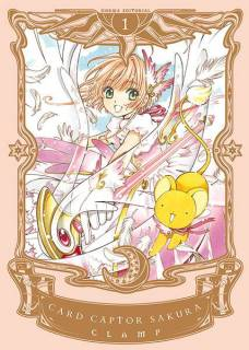 Cardcaptor Sakura 01 (Norma)