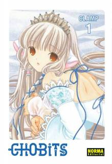 Chobits Clamp 1