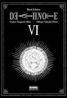 Death Note Black Edition 06