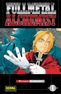 Fullmetal Alchemist 01 (Norma)