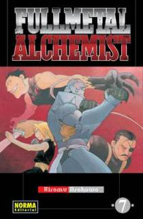 Fullmetal Alchemist 07 (Norma)
