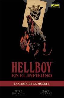 Hellboy En El Infierno 2. La Carta De La Muerte