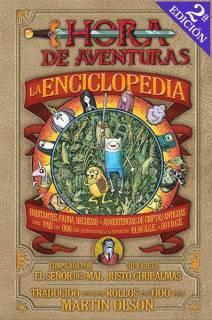 La Enciclopedia De Hora De Aventuras