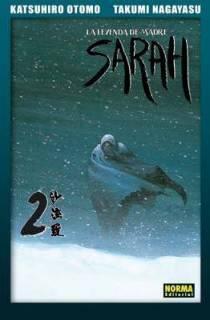 La Leyenda De La Madre Sarah 02 Ed. Coleccionista