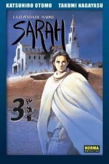 La Leyenda De La Madre Sarah 03 Ed. Coleccionista