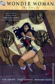 Wonder Woman: The Circle Tpb