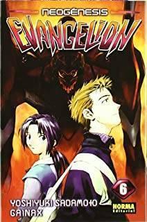 Neon Genesis Evangelion 06 (Norma)