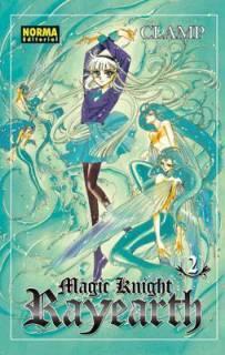 Magic Knight Rayearth 02 (Norma)