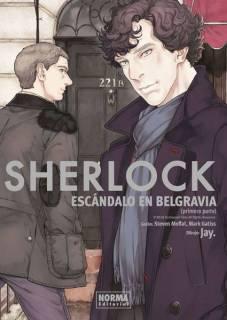 Sherlock. Escandalo En Belgravia 1