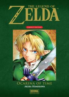 The Legend Of Zelda Perfect Edition 1: Ocarina Of Time (Norma)